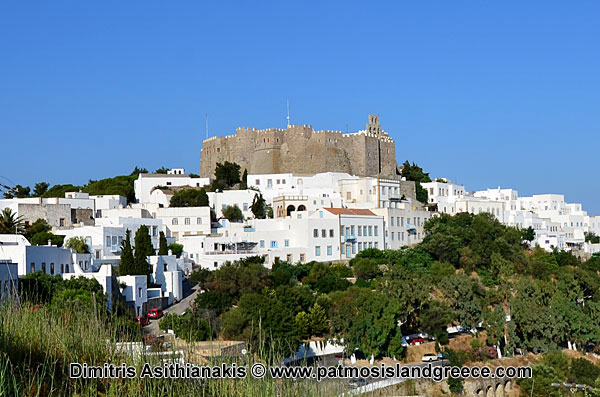 Patmos Island Greece. A complete travel guide for Patmos Island in Greece